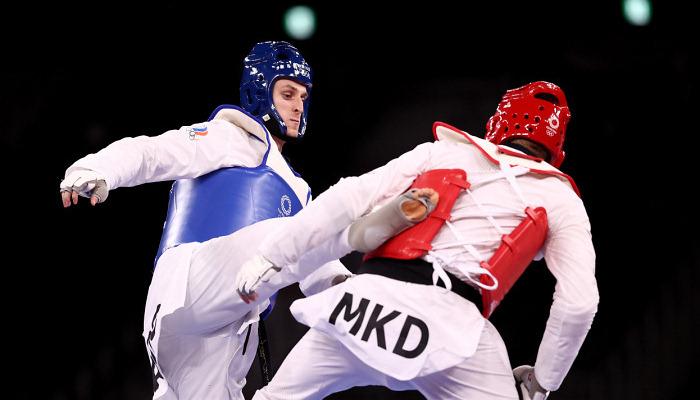 Росіянин Ларін став Олімпійським чемпіоном з тхеквондо в категорії понад 80 кг