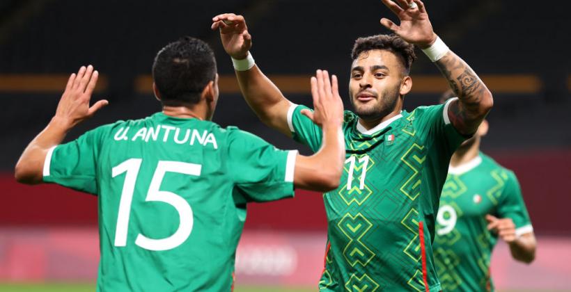 Олімпійський футбольний турнір: Південна Корея, Нова Зеландія, Японія і Мексика вийшли в 1/4 фіналу
