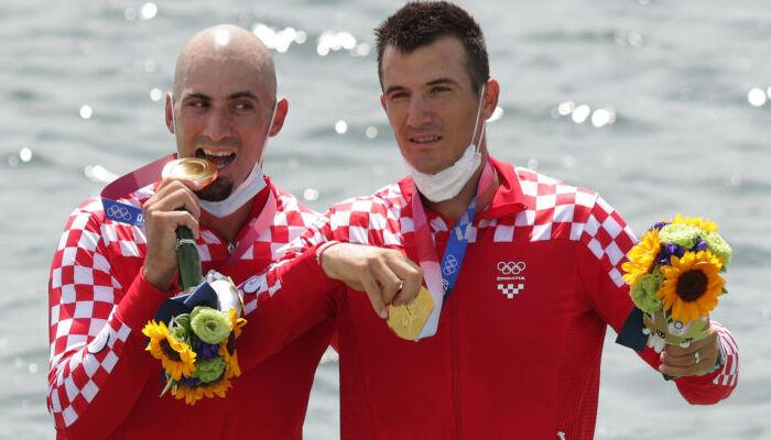 У Токіо розіграли чотири комплекти олімпійських медалей в академічному веслуванні