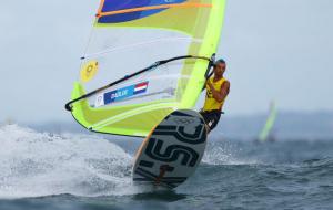 Нидерландец Бадлу стал Олимпийским чемпионом по парусному спорту в классе RS:X
