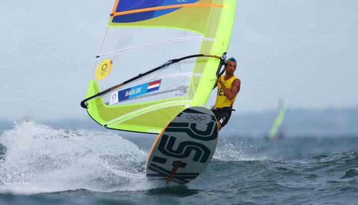Нідерландець Бадлу став Олімпійським чемпіоном з вітрильного спорту в класі RS: X