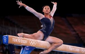Американка Ли стала олимпийской чемпионкой в женском многоборье
