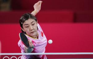 Чэнь Мэн выиграла олимпийский турнир по настольному теннису