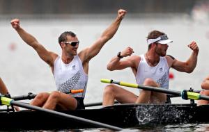 Новая Зеландия выиграла два золота в академической гребле