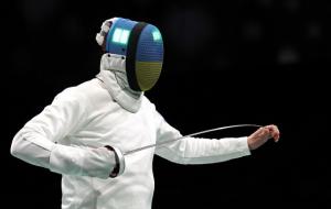 Українські шпажисти програли в матчі за п'яте місце на Олімпіаді
