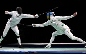 Украинские шпажисты сразятся за пятое место на Олимпиаде