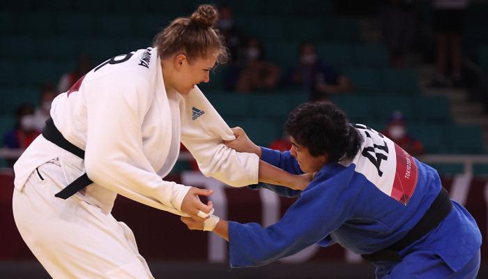 Каланіна програла 1/8 фіналу олімпійського турніру з дзюдо