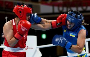 Украинка Лысенко вылетела в четвертьфинале олимпийского турнира по боксу