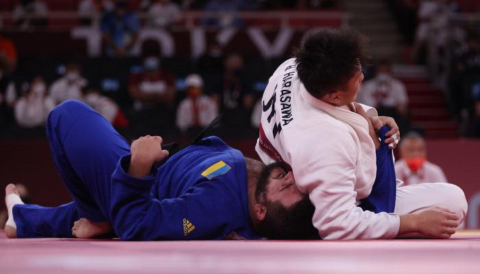 Український дзюдоїст Хаммо програв у чвертьфіналі Олімпіади і побореться за бронзу