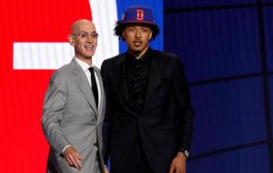 Драфт НБА: Детройт вибрав під першим номером Кейда Каннінгема