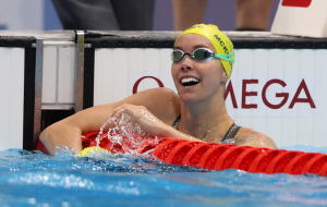 На Олимпиаде в Токио разыграли четыре комплекта медалей в плавании