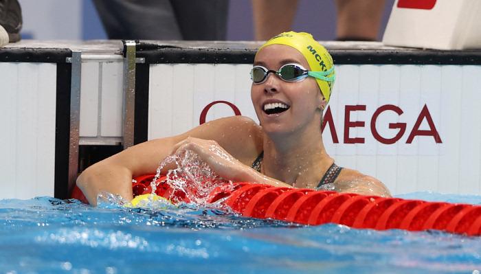 На Олімпіаді в Токіо розіграли чотири комплекти медалей в плаванні