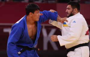 Хаммо сразится за бронзу Олимпиады по дзюдо