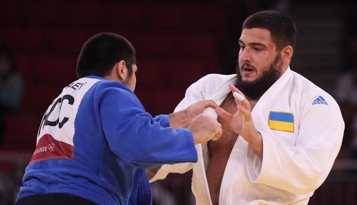 Хаммо програв росіянину Башаєву в сутичці за бронзу