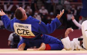 Чех Крпалек — олимпийский чемпион по дзюдо в категории свыше 100 кг