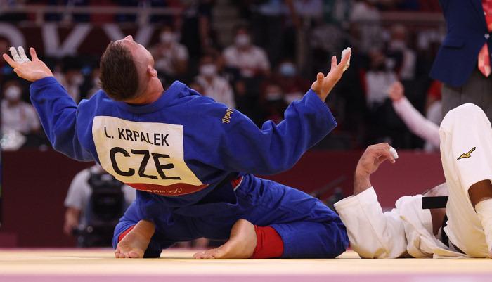Чех Крпалек – олімпійський чемпіон з дзюдо в категорії понад 100 кг