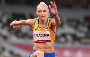 Саладуха не змогла пробитися у фінал Олімпіади в потрійному стрибку