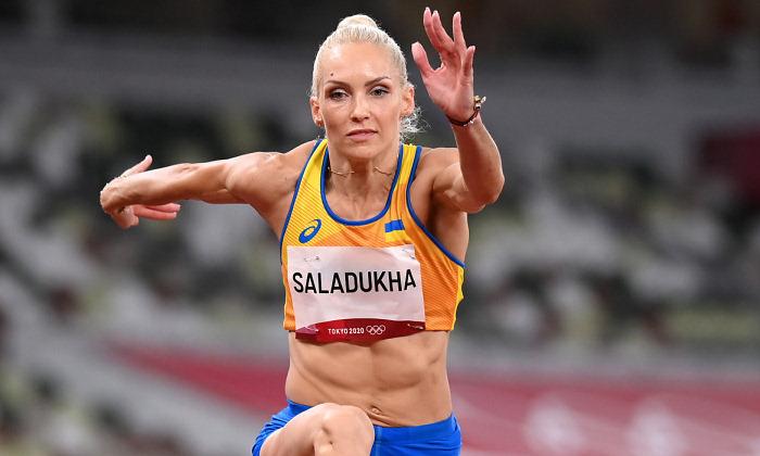 Саладуха не смогла пробиться в финал Олимпиады в тройном прыжке