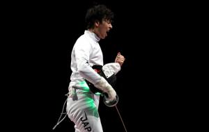 Японія виграла олімпійське золото в чоловічій командній шпазі