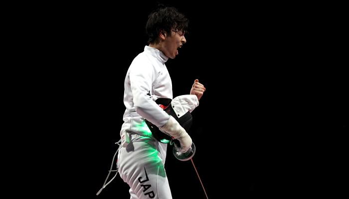 Япония выиграла олимпийское золото в мужской командной шпаге