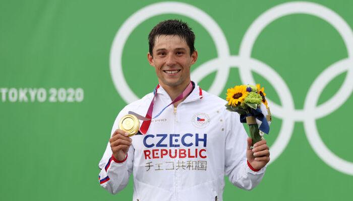 Чех Пршкавець виграв золото Олімпіади у слаломі на байдарках-одиночках
