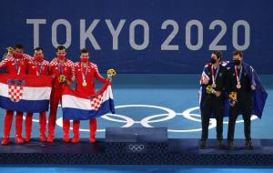 Мектіч і Павич виграли олімпійський тенісний турнір в парному розряді