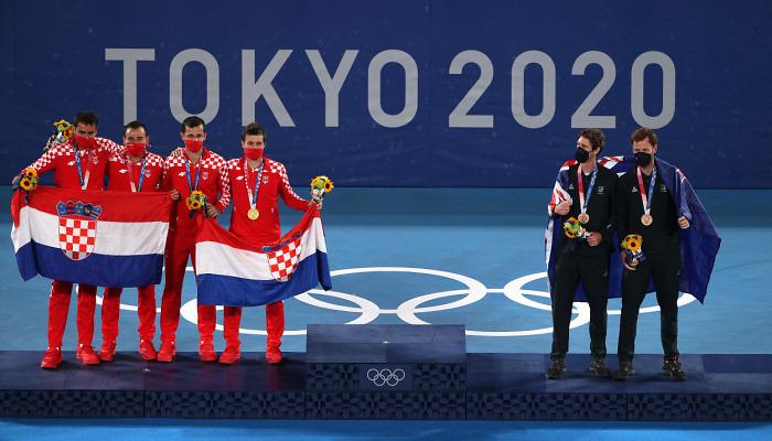 Мектич и Павич выиграли олимпийский теннисный турнир в парном разряде