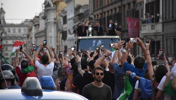 Одна людина загинула в результаті святкувань перемоги Італії на Євро-2020