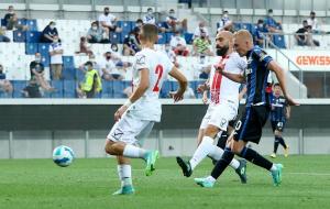 Коваленко забил за Аталанту в спарринге с Порденоне