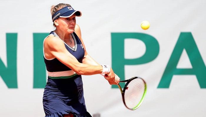 Козлова вышла в четвертьфинал турнира в Гдыне