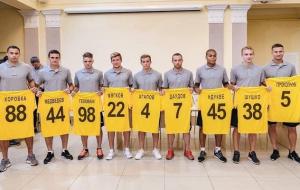 Краматорськ представив літніх новачків команди