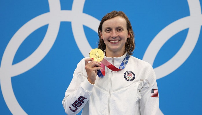 На Олімпіаді в Токіо розіграли п'ять комплектів медалей у плаванні
