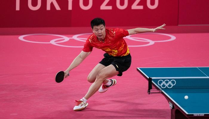 Китаєць Ма Лун – олімпійський чемпіон з настільного тенісу