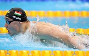 Венгр Милак побил олимпийский рекорд Фелпса 13-летней давности