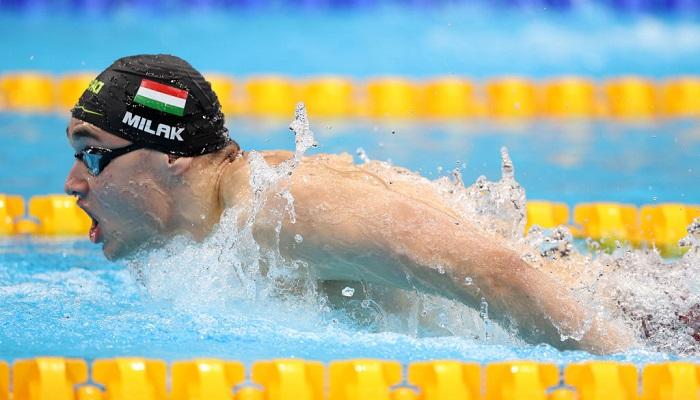 Угорець Мілак побив олімпійський рекорд Фелпса 13-річної давності