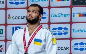 Українського дзюдоїста Ньябалі дискваліфікували в 1/8 фіналу олімпійського турніру в Токіо