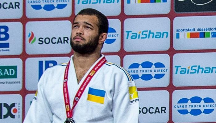 Украинского дзюдоиста Ньябали дисквалифицировали в 1/8 финала олимпийского турнира в Токио