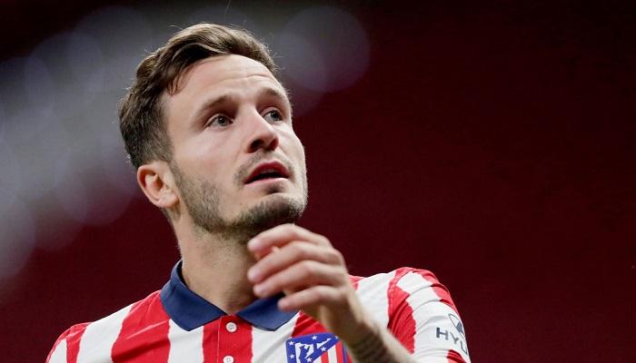 Атлетико отримав пропозиції по Саулю від клубів АПЛ