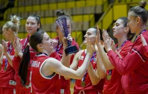 Жіноча команда Прометея зіграє в Єврокубку ФІБА
