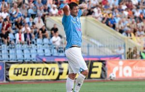 Селезнев извинился за неприличный жест, показанный во время матча против Ворсклы