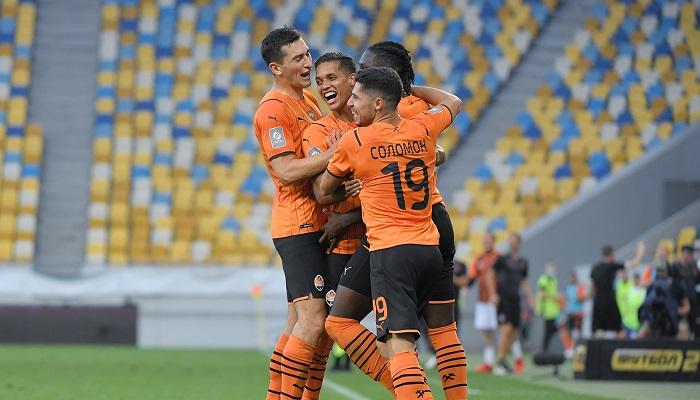 Педріньйо забив свій дебютний гол в чемпіонаті України