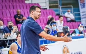 Тренер сборной Украины U20 по баскетболу: «Ответственность за  результат беру на себя»