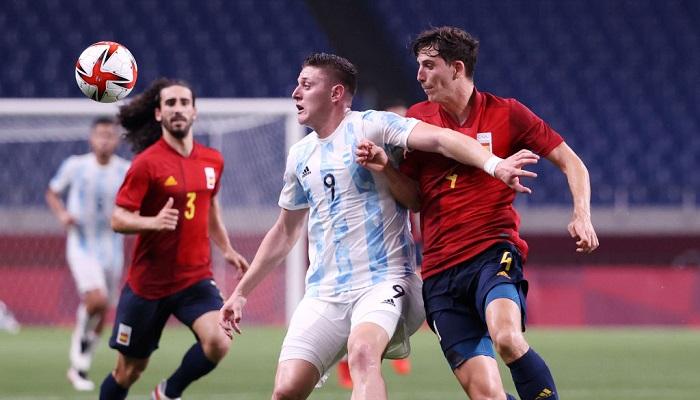 Футбол на Олімпіаді: Аргентина залишила турнір після нічиєї з Іспанією