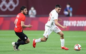 Олимпийские сборные Египта и Испании сыграли вничью