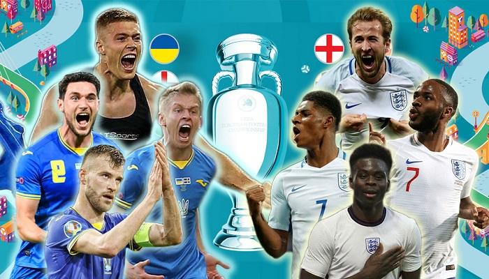 Украина - Англия смотреть онлайн