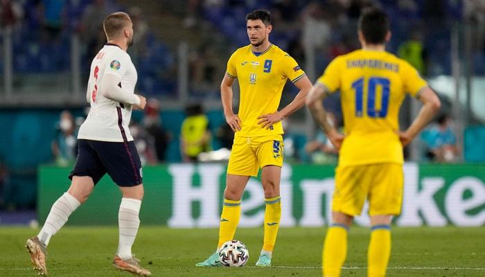 Збірна України залишила Євро-2020 після розгрому від Англії