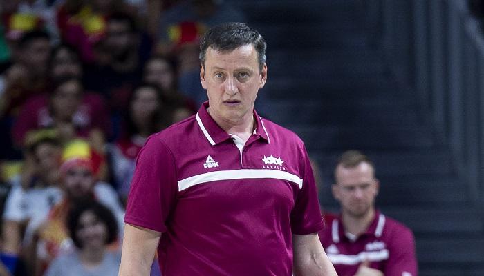 МБК Николаев объявил о назначении Вецвагарса главным тренером