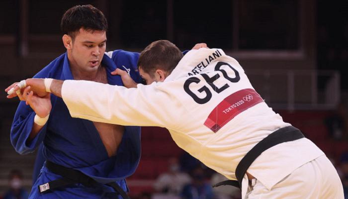 Японець Вольф став олімпійським чемпіоном в дзюдо в категорії до 100 кг