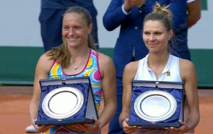 Бондаренко програла у фіналі парного розряду турніру в Гдині