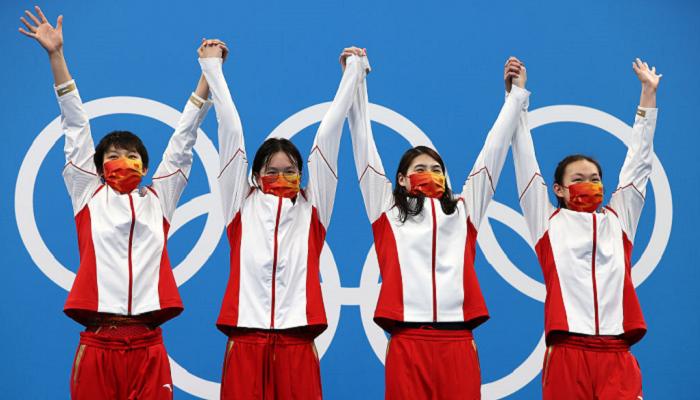 Китай виграв жіночу естафету з плавання на Олімпіаді, індивідуальне золото у Стаблеті-Кука, Юфей і Дрессела